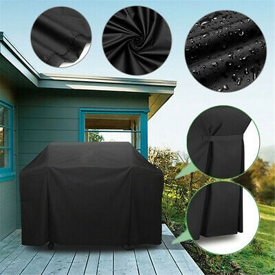 $ CDN55.30 • Buy Outdoor Barbeque BBQ Grill Waterproof Cover With Storage Bag For Weber 7131