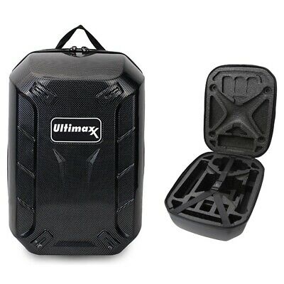 AU153.26 • Buy Ultimaxx Phantom 3 Hardshell Backpack Carbon Fiber