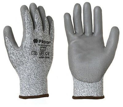 £16.99 • Buy Cut Protection Safety Gloves Anti Cut Resistant Hand Protection Gloves