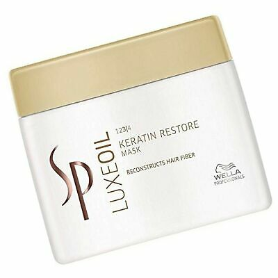 Wella SP System Professional Luxe Oil Restore Mask 400 Ml • 40.25£