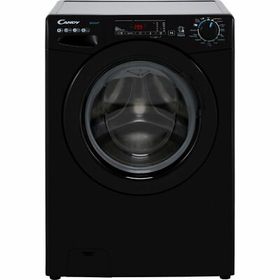 View Details Candy CS149TBBE A+++ Rated 9Kg 1400 RPM Washing Machine Black New • 249.00£