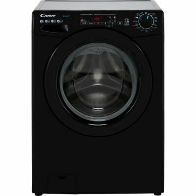 £249 • Buy Candy CS149TBBE D Rated 9Kg 1400 RPM Washing Machine Black New