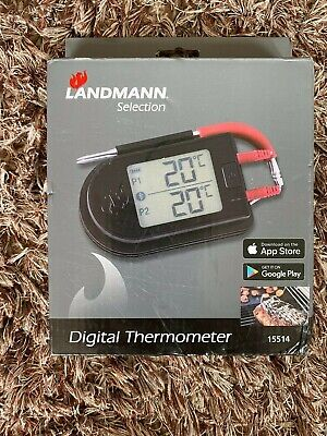 Brand New Landmann Selection Digital Thermometer Cooking Grill BBQ • 20£
