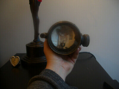 RARE  WwII SIGNALLING DAY LIGHT LAMP  SHORT RANGE PROJECTOR MARK II  • 85£