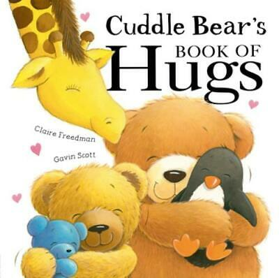 £2.93 • Buy Cuddle Bear's Book Of Hugs By Claire Freedman (Paperback / Softback) Great Value