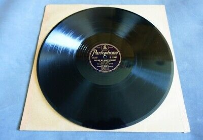 Job Lot Of 14 Shellac Gramophone 78rpm Records • 94.95£