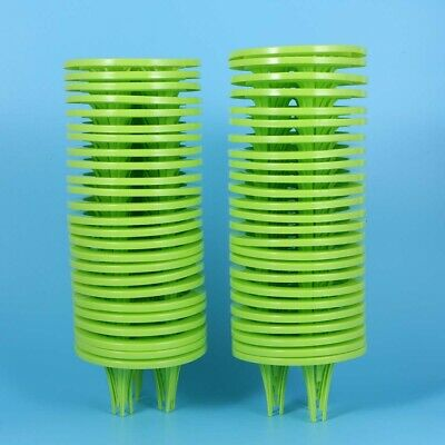 $ CDN28.01 • Buy 50 Pcs Grow Baskets Garden Net Cups Pots For Bushes Trees Fruits Plants Flowers