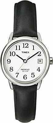 Timex Easy Reader 25 Mm Leather Strap Watch T2H331 • 53.99£