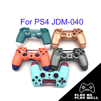 AU20.39 • Buy Controller Case Shell Replace Part For PS4 Controller JDM-040 - Various Colors!!