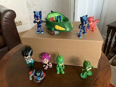 Pj Masks Figures Bundle • 8.01£