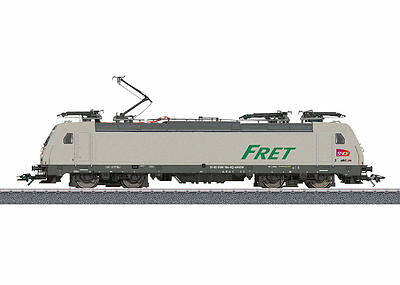 AU315 • Buy Märklin 36625 Electric Locomotive Br E 186 Fret SNCF Mfx Sound Metal # New Boxed
