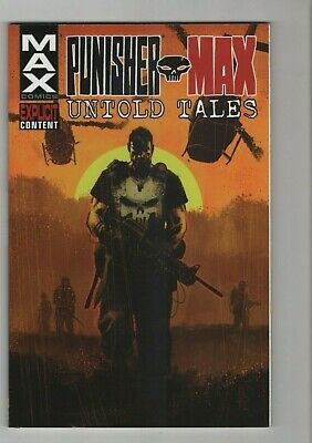 Punisher Max Untold Tales • 3£