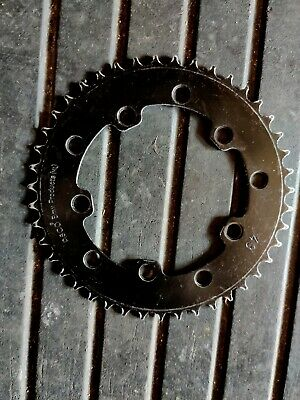 Black Chainring 43T Old School Bmx Pk Ripper Torker Haro Mongoose  • 29.99£