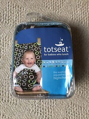 Totseat For Babies Who Lunch - The Washable Squashable Highchair - In Packaging • 1.99£