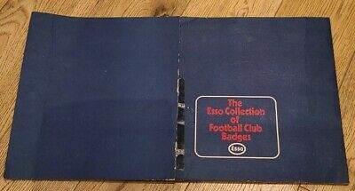 ESSO Collection Of Football Club Badges, 1971 Complete  • 10£