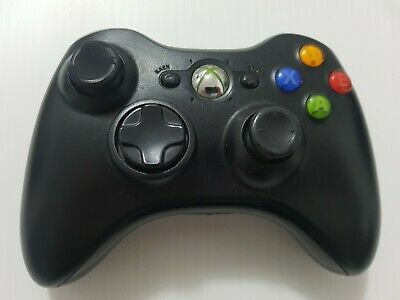 AU21.90 • Buy Microsoft Xbox 360 Wireless Controller - No Battery Cover