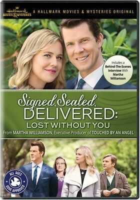 AU25.99 • Buy Signed Sealed Delivered: Lost Without You New Dvd