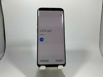 $ CDN159.51 • Buy Samsung Galaxy S8 64GB Arctic Silver MetroPCS Good Condition Screen Shadow