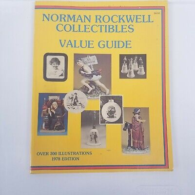 $ CDN14 • Buy NORMAN ROCKWELL Collectibles Value Guide MARY MOLINE Paperback