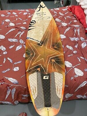AU3000 • Buy Signed Richie Lovett Surf Board! Very Collectable