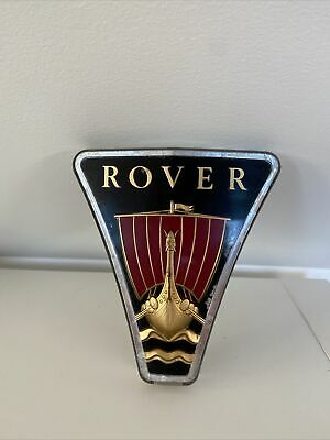 Rover P6 2000 3500 Grille Badge - Series 1 - • 17.99£