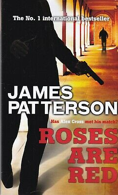£5.99 • Buy Roses Are Red By James Patterson Paperback Book