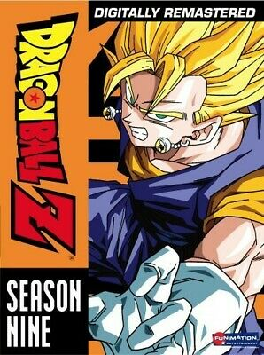 AU55.99 • Buy Dragon Ball Z: Season Nine New Dvd