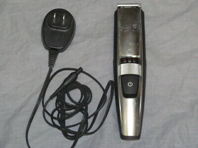 AU12.57 • Buy Philips Norelco Series 5000 Beard/Head Trimmer With Adapter, Model BT5210