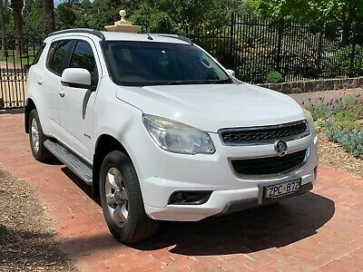 AU24950 • Buy 2013 Holden Colorado 7 Seater Suv Turbo Diesel Automatic Lovely Order