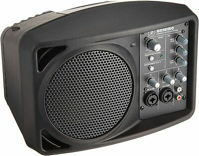 $396.04 • Buy Mackie SRM150 5.25-Inch Compact Active PA System, Black