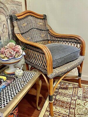AU400 • Buy Mid Century Grange Cane And Wicker Chair