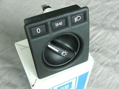 AU86 • Buy Vb Vc Vh Commodore Type Head Light Switch Gm Nos New Never Used