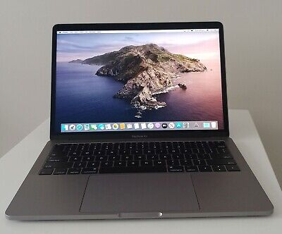 "AU1199 • Buy Apple MacBook Pro 13"" 2017 Laptop - Core I5, 8GB Ram, 128GB SSD, MS Office 2019"