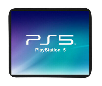 SONY PS5 GAMING DESIGN MOUSE MAT / PAD - PC/Laptop Or Dinner Mat / Coaster- Gift • 5.50£