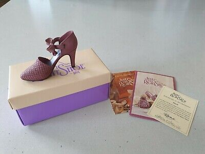 Just The Right Shoe - Blush Miniature Collectables • 5£