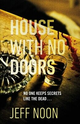 £16.54 • Buy House With No Doors By Jeff Noon NEW Hardback BOOK