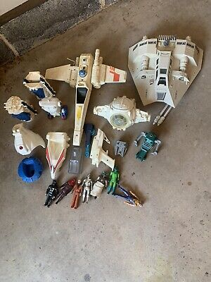 $ CDN126.55 • Buy Vintage Kenner Star Wars Figures Lot 1978 To Early 80,s Lot