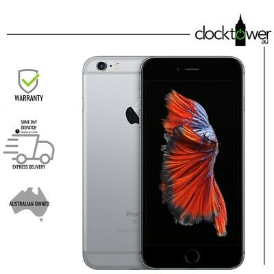 AU309 • Buy Apple IPhone 6S Plus 64GB Space Grey A1687 Unlocked Great Condition NEW BATTERY