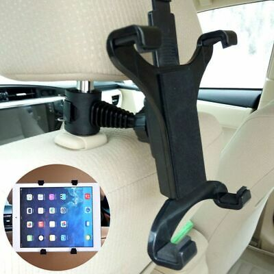 Headrest Premium Car Back Seat Mount Holder Stand For 7-10 Inch Tablet/ Ipad/GPS • 5.11£