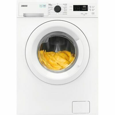£690 • Buy Zanussi ZWD86NB4PW Free Standing Washer Dryer 8Kg 1600 Rpm E White New From AO