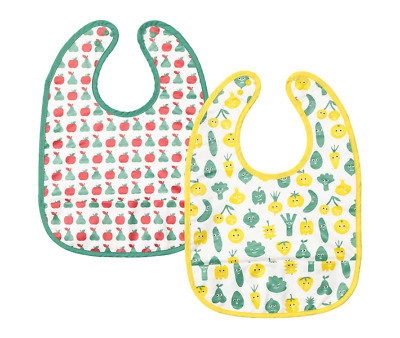 IKEA MATVRÅ Bib, Blue, Red Age Up To 24 Months Great Item For Your Children • 6.48£