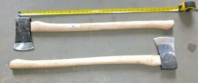 Ex Army Fire Search & Rescue 4.5lb Wooden Shaft Felling Axe • 34.99£