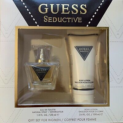 Guess Seductive Perfume Eau De Toilette Gift Set For Women • 28.22£