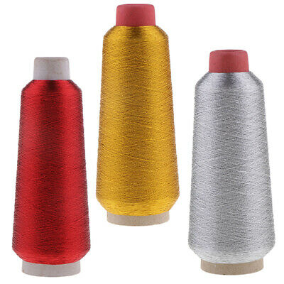 3pcs 1500m/Roll Whipping Wrapping Thread Line For Fishing Rod Rings Guides • 21.10£