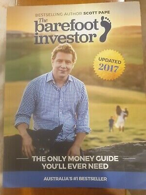 AU7 • Buy The Barefoot Investor: The Only Money Guide You'll Ever Need By Scott Pape (Pap…