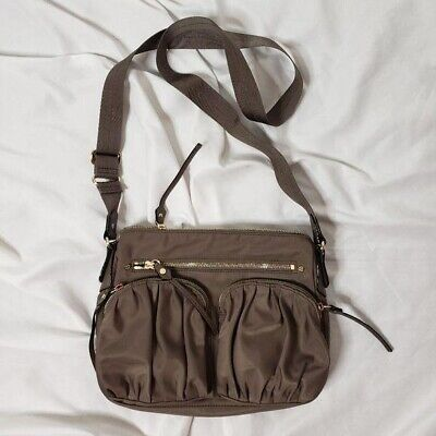AU208.43 • Buy MZ WALLACE Nylon Crossbody Bag