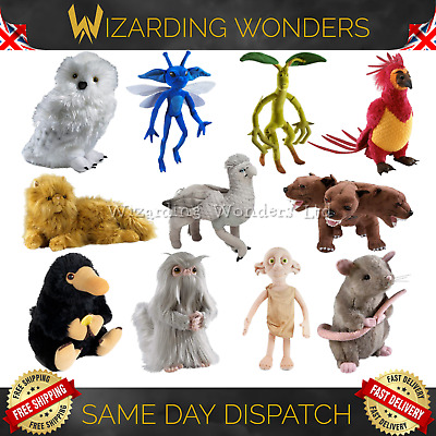 £20.95 • Buy Harry Potter Fantastic Beasts Plush Collectable Soft Toy The Noble Collection UK