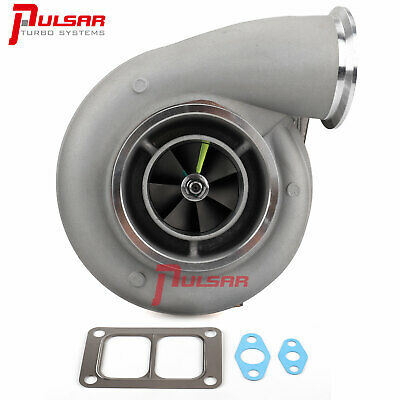 AU586.74 • Buy S400SX4 S475 75mm Cast Compressor Wheel T6 Twin Scroll 1.32 A/R Turbo Charger