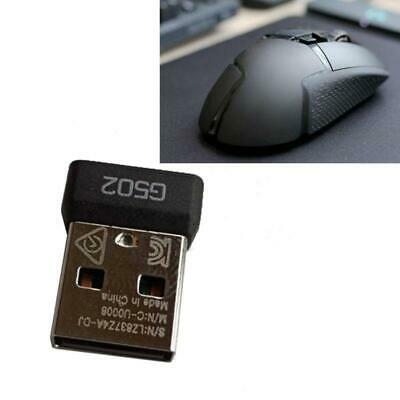 AU20.65 • Buy Usb Receiver Wireless Dongle Adapter For Logitech G502 LIGHTSPEED Wireless Mouse