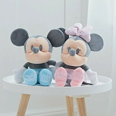 £25.64 • Buy Disney First Mickey / Minnie Mouse 2021 Baby Soft Plush Bean Bag Toy Doll 27cm